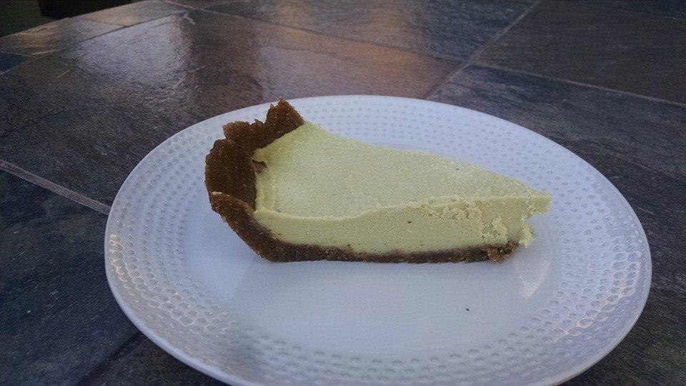 key lime slice